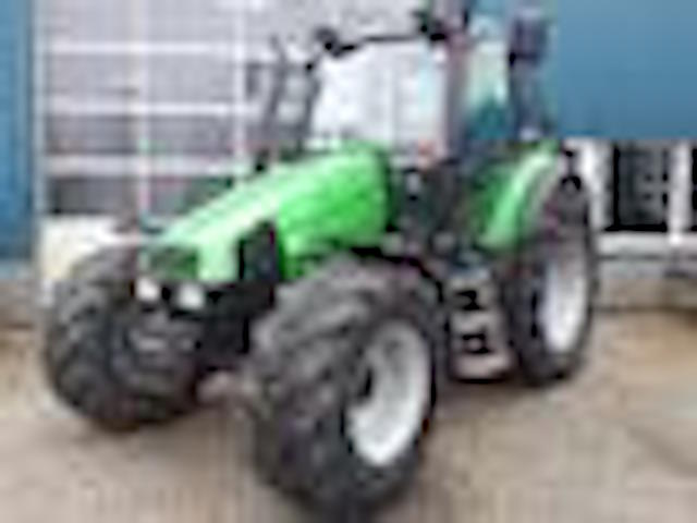 Agrotron 115 MK2