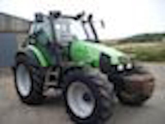 Agrotron 120 MK3