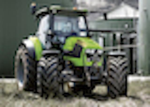 Agrotron 5120 TTV