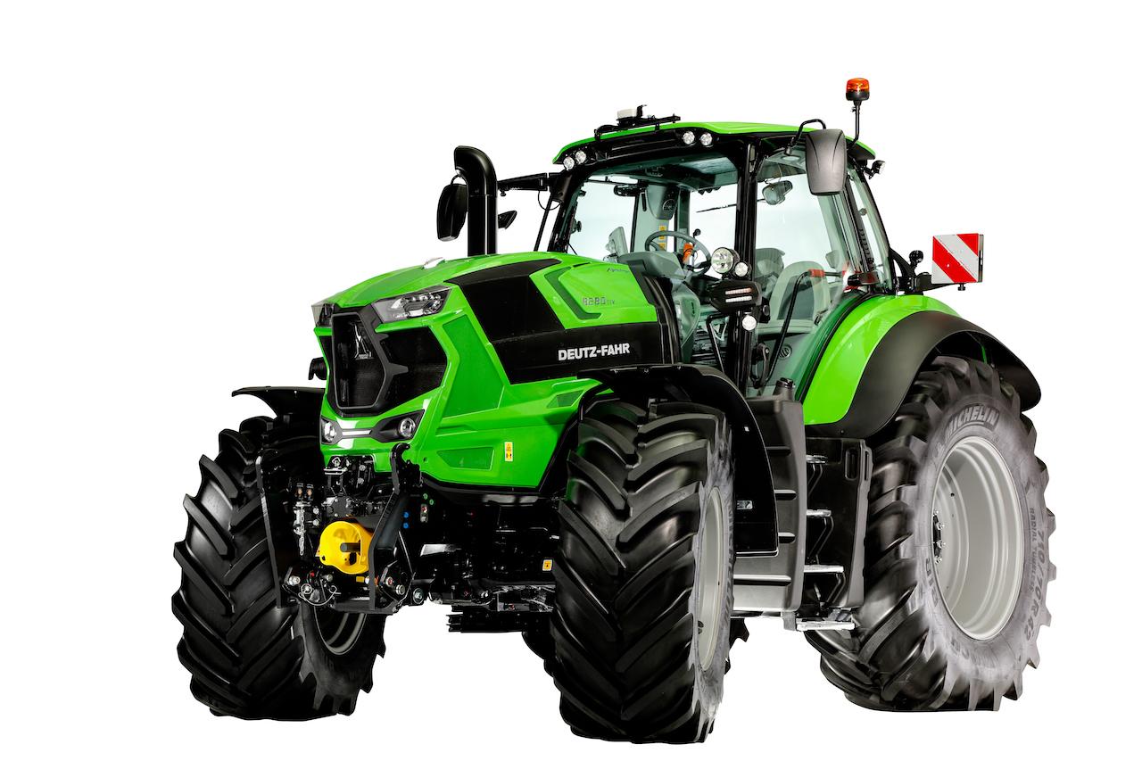 Agrotron 8280 TTV