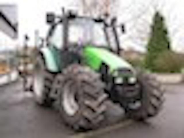 Agrotron 85 MK2