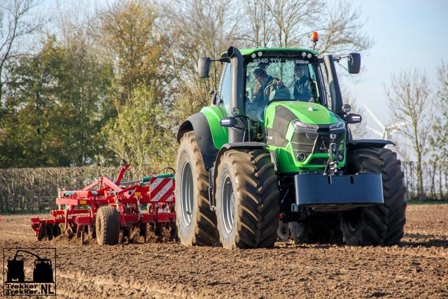Agrotron 9300 TTV
