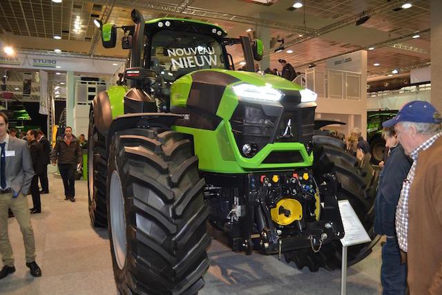 Agrotron 9320 TTV