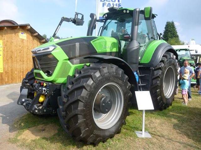 Agrotron 9340 TTV