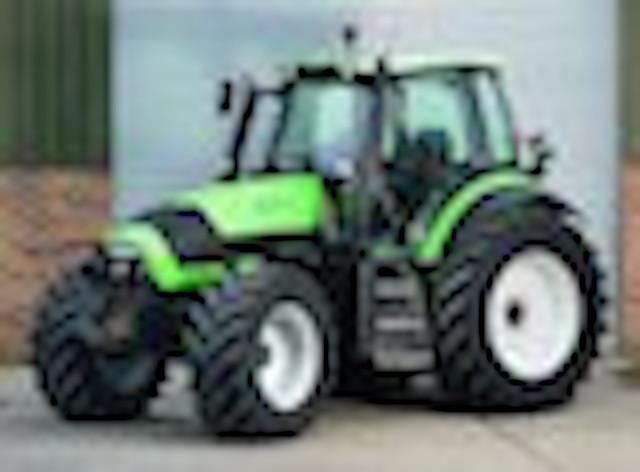 Agrotron M 600