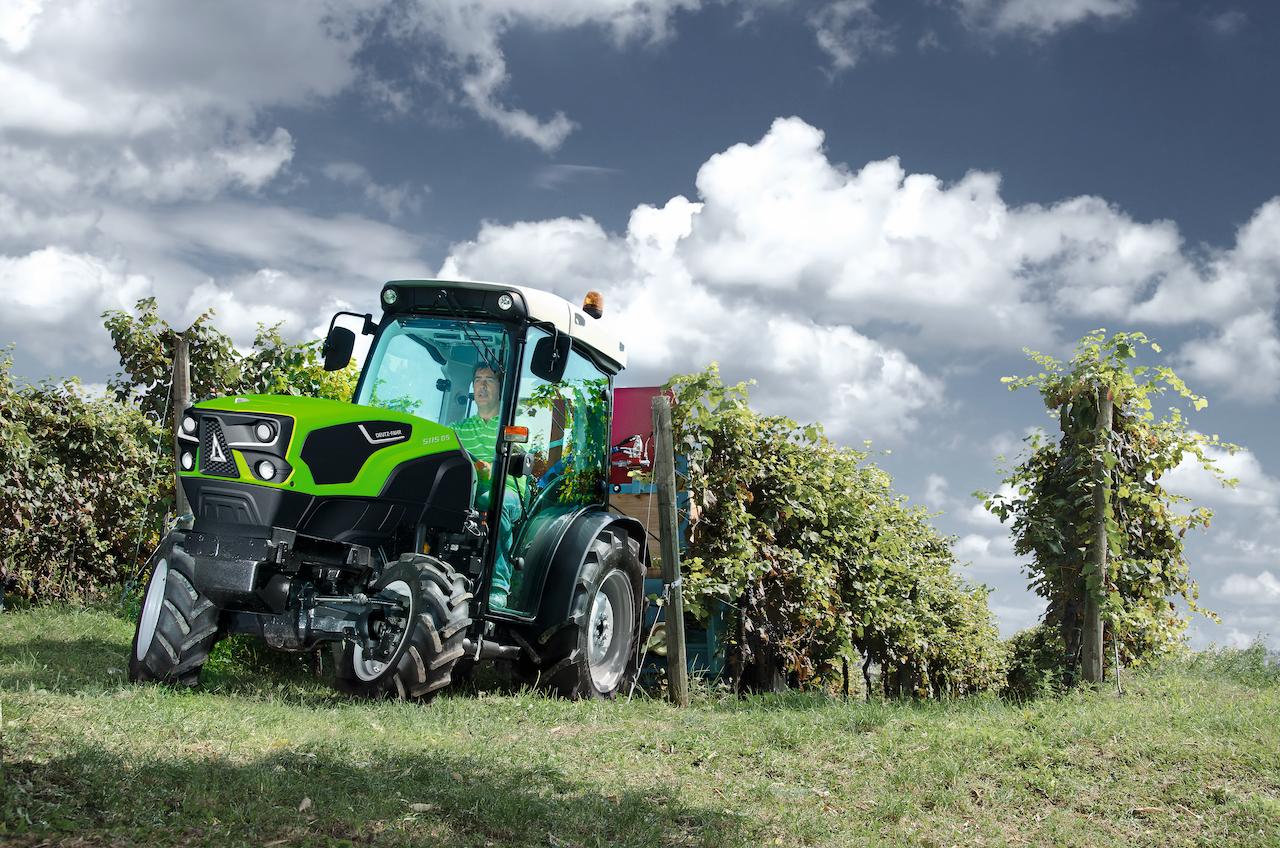 Tracteurs Spécialisés SDF