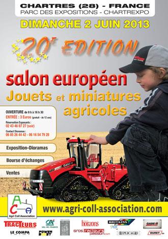 Expositions de miniatures de Chartres 2013