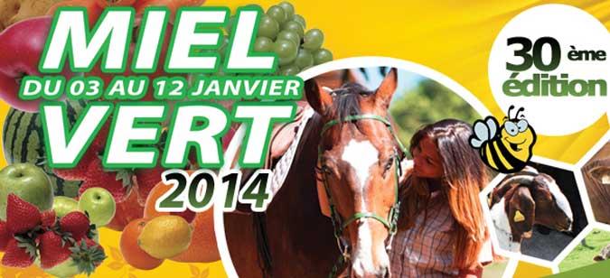 Miel Vert 2014