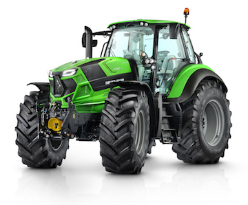 Deutz-Fahr 7 Series