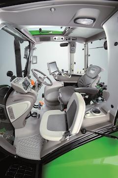 Deutz-Fahr 6 Series Cab