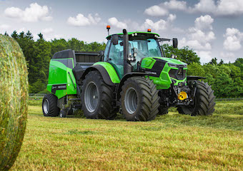 Deutz-Fahr 6 Series 4 cylindres