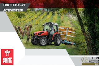SDF tracteurs spécialisés