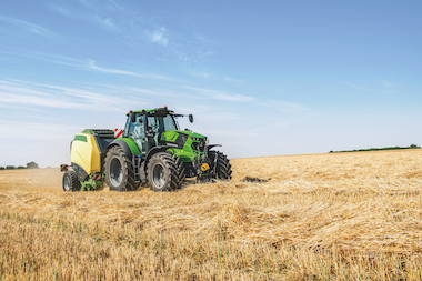 Deutz-Fahr TIM certified